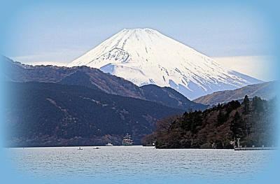 Photograph - Mt Fuji Japan by John Potts