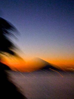 Photograph - Mt Fuji Love Fuji - 9 by Larry Knipfing