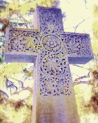Mt. Hope Cemetery Rochester Ny Art Print