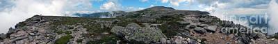 Photograph - Mt Katahdin Appalachian Trail 2 by Glenn Gordon
