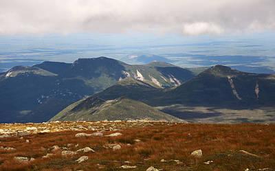 Photograph - Mt. Katahdin Tablelands by Glenn Gordon