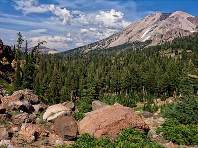 Kathleen Photograph - Mt. Lassen by Kathleen Bishop