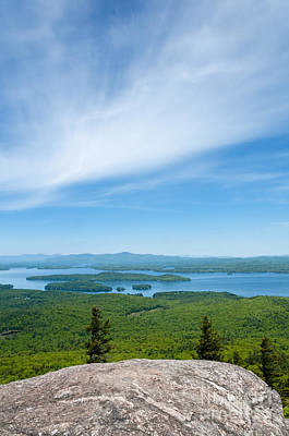 Photograph - Mt Major View by Sharon Seaward