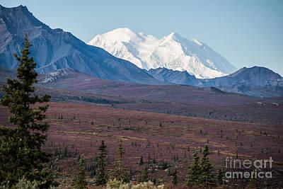 Nirvana - Mt McKinley by Jim Cook