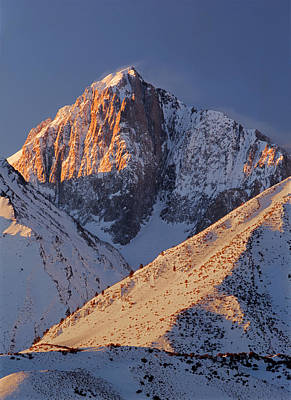 Photograph - 3m6397-mt. Morrison  by Ed  Cooper Photography
