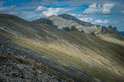 Photograph - Mt Prindle Tors by Roger Clifford