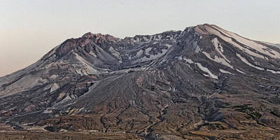 Photograph - Mt St Helens Aftermath by Wes and Dotty Weber