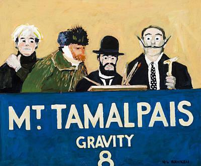 Mt. Tamalpias Gravity Original