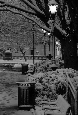 Photograph - Mt Vernon Place--park by Harold E McCray