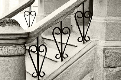 Photograph - Mt. Vernon Three Hearts by Cara Moulds