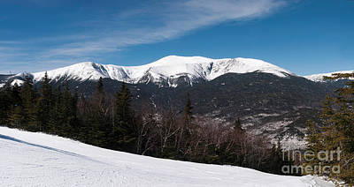 Photograph - Mt Washington Panorama by Sharon Seaward