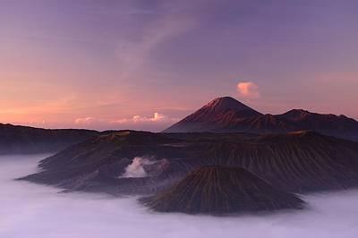 Jawa Photograph - Mt.bromo  by Keeratikarn Wantanorm