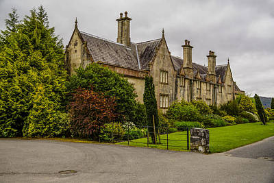 Photograph - Muckross House by Julie Black