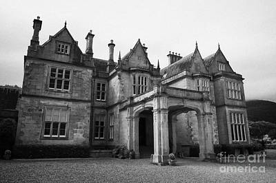 Photograph - Mucross House Near Muckross Abbey Killarney County Kerry Ireland by Joe Fox