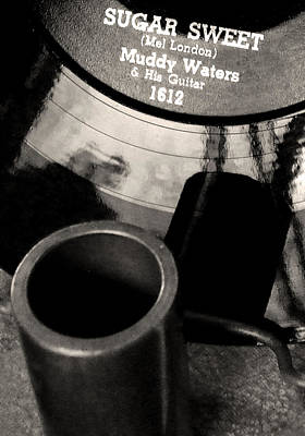 Muddy Waters Photograph - Muddy's Blues by Everett Bowers