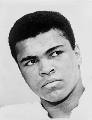 Muhammad Ali 1967 Art Print
