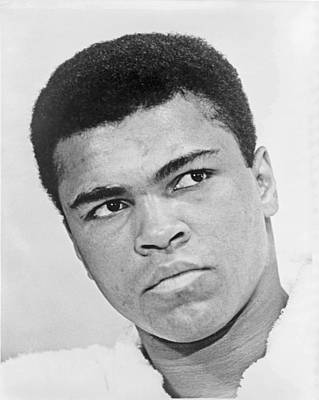 Recognize Photograph - Muhammad Ali by Mountain Dreams
