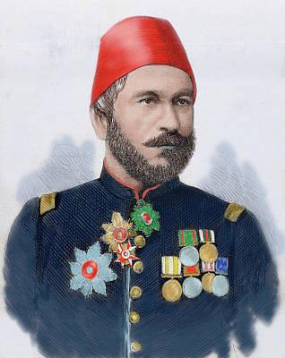 Muhammad Ali Pasha (b Art Print by Prisma Archivo