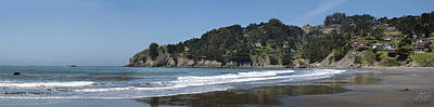 Photograph - Muir Beach by Kenneth Hadlock
