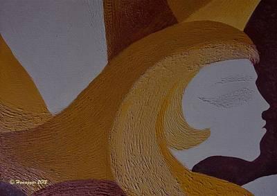 Painting - Mujer De Los Dos by Hemu Aggarwal
