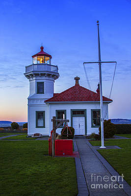 Photograph - Mukilteo Lighthouse by Sonya Lang