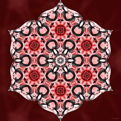 Digital Art - Muldhara Foundation by Derek Gedney