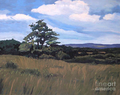 Painting - Mulmar Hills No 2 by Joan McGivney