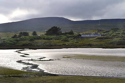 Photograph - Mulranny Co - Mayo. by Terence Davis