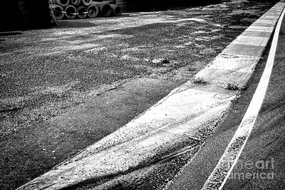 Circuit Photograph - Mulsanne by Olivier Le Queinec