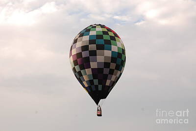 Photograph - Multi-color Balloon by Mark McReynolds