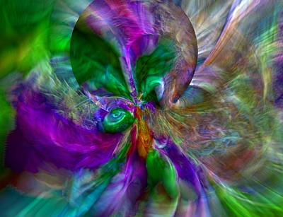 Photograph - Multi-colour Octopus Ink Dawn by Richard Thomas