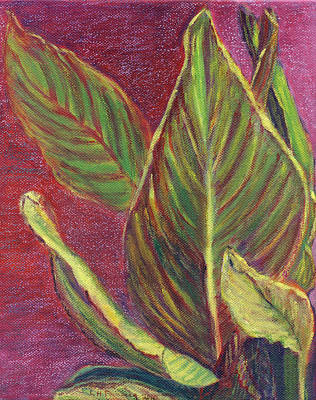 Painting - Multicolor Leaves by Linda Feinberg