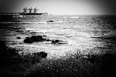 Sea View Photograph - Multitask Sea by Yevgeni Kacnelson
