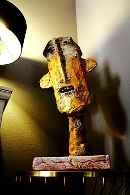 Homedecor Sculpture - Mum No.1 by Mark M  Mellon