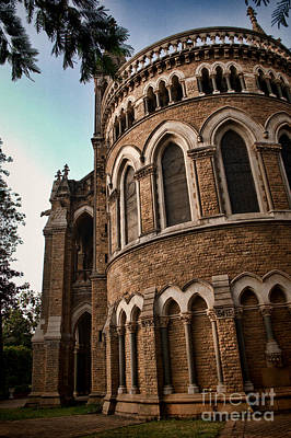 Photograph - Mumbai University by Matthew Naiden