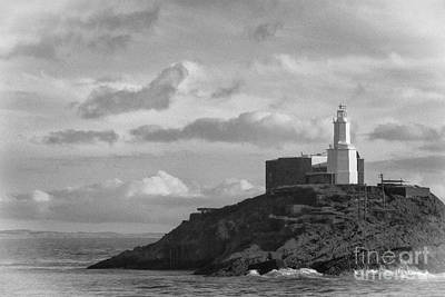 Photograph - Mumbles Lighthouse by Paul Cowan
