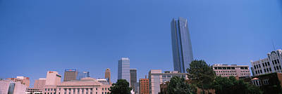 Municipal Building With Devon Tower Art Print by Panoramic Images