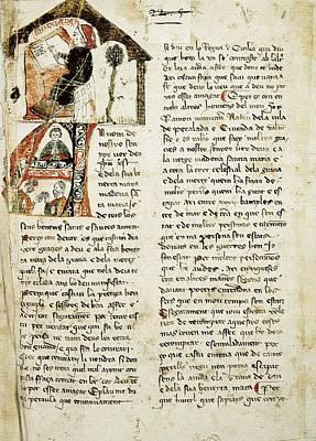 Muntaner, Ramón 1265-1336. Catalan Print by Everett