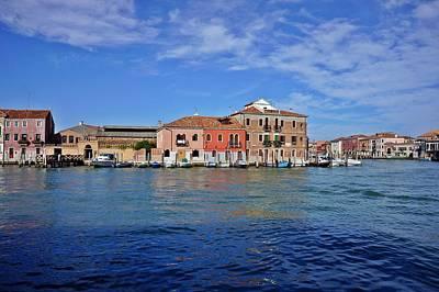 Photograph - Murano-26 by Rezzan Erguvan-Onal