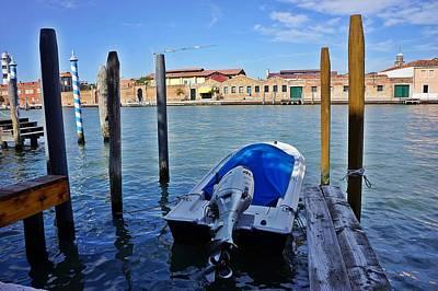 Photograph - Murano-31 by Rezzan Erguvan-Onal