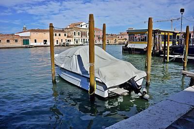 Photograph - Murano-32 by Rezzan Erguvan-Onal