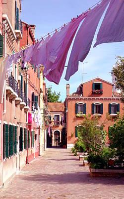 Photograph - Murano Living by Valentino Visentini