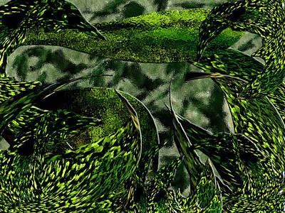 Magpies Digital Art - Murder Of Crows by Michele Avanti