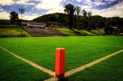 Murphy Photograph - Murphy Nc Football by Greg Mimbs