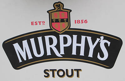 Photograph - Murphy's Stout by Ericamaxine Price