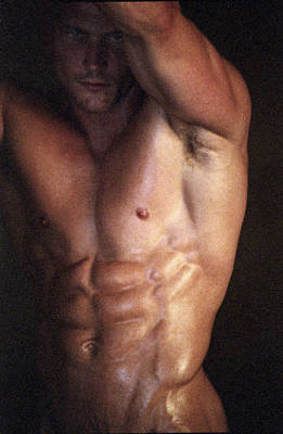 Male Form Photograph - Muscolo Nudo by Tonino Guzzo
