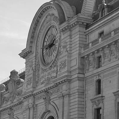 Photograph - Musee D'orsay by Cheryl Miller