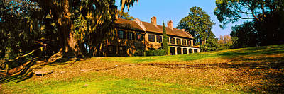 Museum In A Garden, Middleton Place Art Print by Panoramic Images