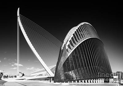 Photograph - Museum In Spain by Fabian Roessler