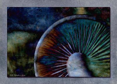 Photograph - Mushroom 2 by WB Johnston